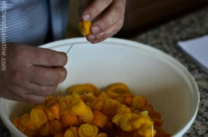 bitter oranges marmalade